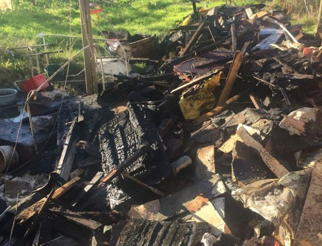 bid-to-burn-wasp-nest-starts-bletchley-garage-fire